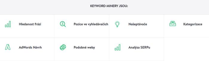 Keyword Miner
